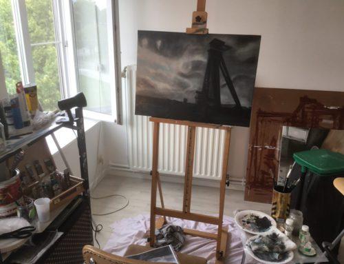 Schilderij olieverf